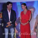 Kareena Kapoor, Arjun Rampal, Madhur Bhandarkar at Heroine Film First look