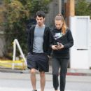 Joe and Blanda went to the gym (December 19, 2013)