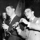 Benny Goodman and Frank Sinatra