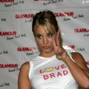 "Kaley Cuoco - Glamour Magazine's ""Don't"" Party At Del Taco April 7, 2004 In Los Angeles, California"
