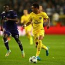 RSC Anderlecht v Paris Saint-Germain - UEFA Champions League - 454 x 306