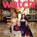 Kat Dennings, Beth Behrs - Watch Magazine Cover [United States] (August 2012)