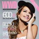 Becki Newton - WWD Magazine Cover [United States] (March 2009)