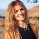 Eugenie Bouchard - Flare Magazine Pictorial [Canada] (June 2015) - 454 x 611