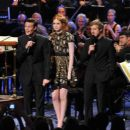 Matt Smith, Karen Gillan and Arthur Darvill - The Doctor Who Prom 2010 - Day 1 - July 24, 2010