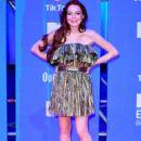 Lindsay Lohan – 2018 MTV Europe Music Awards in Bilbao - 454 x 658