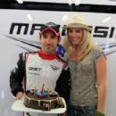 Timo Glock and Isabell Reis - 454 x 303