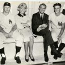Mickey Mantle, Doris Day,Cary Grant & Roger Maris - 454 x 363