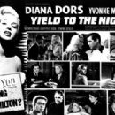 Yield to the Night (1956) - USA Blonde Sinner - 454 x 310