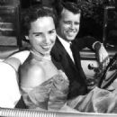 Robert and Ethel Kennedy - 454 x 470