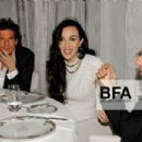 L'Wren Scott and Daphne Guinness host an intimate dinner at Romera, New York, America - 15 Sep 2011