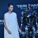 Mackenzie Davis – Possing at Terminator: Dark Fate premiere in Mexico City