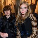 Cara Delevingne and Jake Bugg, December 2012 - 454 x 331
