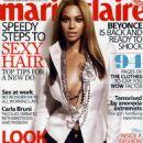 Beyoncé Knowles - Marie Claire UK Scans, September 2008