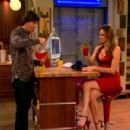 Jerry Trainor and Jessica Makinson