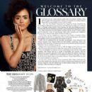 Nathalie Emmanuel – The Glossary x Chanel Magazine (November 2019)