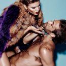 Maryna Linchuk - Allure Magazine Pictorial [Russia] (November 2014)