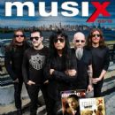 Anthrax - Musix Magazine Cover [Germany] (March 2016)