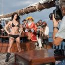 Melissa Rose Haro Sports Illustrated Swimsuit Edition Behind The Scenes 2008 - 454 x 304
