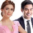 Benjamin Alves and Carla Abellana