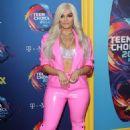 Bebe Rexha – 2018 Teen Choice Awards in Inglewood