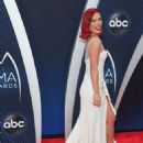 Sharna Burgess – 52nd Annual CMA Awards in Nashville - 454 x 623