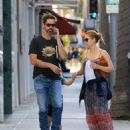 Amy Adams and Darren Le Gallo Are Seen Out and About in LA (October 5, 2016)