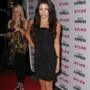 Jenna Dewan at Nylon + Express August Denim Issue party at The London Hotel on August 10, 2010 in West Hollywood, California