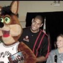 Tim Duncan and Amy Sherrill - 348 x 265