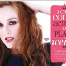 Leighton Meester Cosmopolitan UK October 2012 - 454 x 313