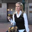 Alex Curran (Gerrard) (born 23 September 1982 In Aintree, Liverpool) Is An English Model, Fashion Columnist For The Daily Mirror And The Wife Of Liverpool And England Footballer Steven Gerrard. - 454 x 681