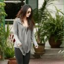 Megan Fox - LA - October 12, 2009