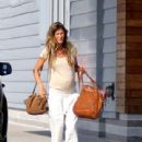 Gisele Bundchen: left Boston