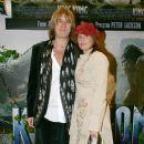 Joe Elliott and Kristine Elliott