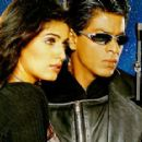 Shah Rukh Khan and Twinkle Khanna