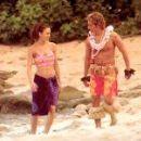 Margo Harshman and Josh Keaton