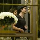 MAY 25TH - Nina Spends a romantic evening with Ian in Paris, France