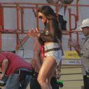 Ciara Harris - Making Of Gimmie Dat Music Video