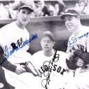 Ted Williams, Dom DiMaggio & Joe DiMaggio