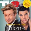Simon Baker, Taylor Lautner - TV 8 Magazine Cover [Switzerland] (6 August 2016)