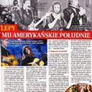 Johnny Cash - Retro Magazine Pictorial [Poland] (February 2017) - 454 x 623