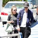 Hilary Duff and Matthew Koma – Shopping in Studio City