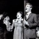 Funny Girl (Stage)Barbra Striesand,Sydney Chaplin 1964 - 454 x 352