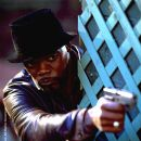 Samuel L. Jackson as John Shaft in Paramount's Shaft - 2000