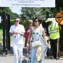Lily Allen – Wimbledon Tennis Championships 2019 in London - 454 x 609