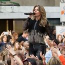 Shania Twain – Performs on NBC Today Show Summer Concert Series in NY - 454 x 412