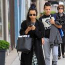 Zoe Kravitz – Shopping on Rodeo Drive in Beverly Hills