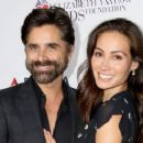 John Stamos & Caitlin McHugh Make First Official Appearance as Engaged Couple - See Her Ring!