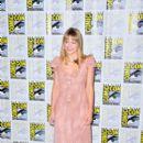 Melissa Benoist-  2019 Comic-Con International - 'Supergirl' Photo Call - 399 x 600