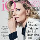 Cate Blanchett - Io Donna Magazine Cover [Italy] (3 May 2020)